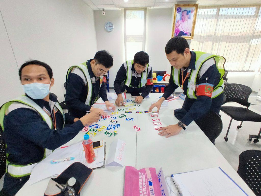 การจัดอบรม In-House Training หลักสูตรการเป็นหัวหน้างาน